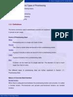 1.2 Advantages Types of Prestressing