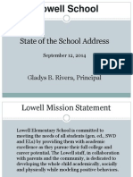 lowell state of the school