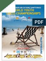 Boletín Hermanos Cori Campeones Mundiales
