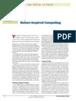 2004 IEEE Nature-Inspired Computing