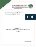 Especificaciones Del Comportamiento Dinámico Del Sistema de Levitación Electromagnética