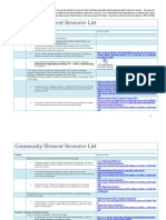 certified healthy resources - quick element list communities 7-30-14 lc