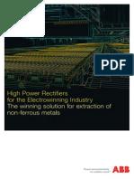 ABB HPR ElectroWinning BR V4.6