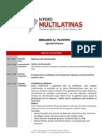 2014 Multilatinas Agenda Preliminar Confirmados B