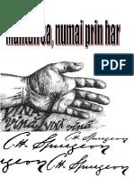 Mantuirea, numai prin har de C.H.Spurgeon