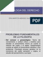 Gnoseologia Del Derecho
