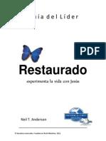 Guía de Restaurado 1