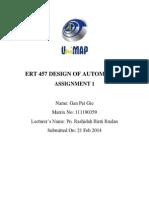 Automation Assg 1