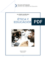 Autoinstructivo Etica Profesional 2013 Didáctica Mayo