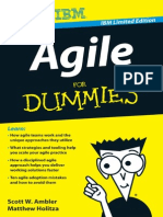 IBM Agile for Dummies