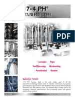 17-4 PH Stainless Steel PDB 201404
