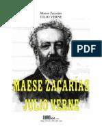 Julio Verne - Maese Zacarías