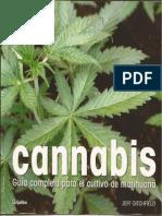 Cannabis - Guia Completa Para El Cultivo de Marihuana (Jeff Ditchfield)