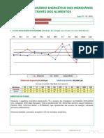 TEI - Plano de Reequilibrio Energético dos Meridianos através dos Alimentos (SPECIMEN)