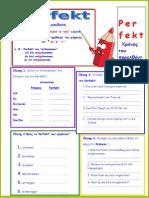 Islcollective Worksheets Grundstufe a1 Grundschule Klassen 14 Lesen Schreiben Sprechen Perfekt Vollendete Perfekt Trenn 2863850f5cb499521c2 48266001