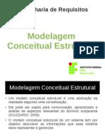Aula Modelagem Conceitual Estrutural