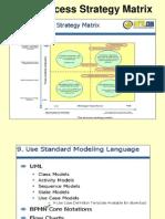 Process Strategy Matrix