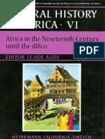 Unesco Historyof Africa Vol6