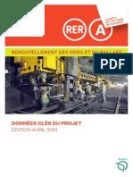 Données Clés Du Projet RVB Ligne a 10 Septembre 2014