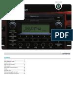 Skoda Car Radio Rhapsody II // Delta 6 manual