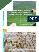 Cianobacterias en Aguas Dulces - Identificación, Cuantificación y Toxicidad