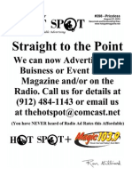 HOT SPOT Issue #398