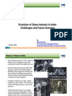 Evolution of Glass Inds-Mukul Soman