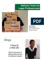 Delivery Tools for Legal Professionals