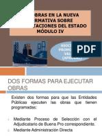Normas para ejecucion de Obras.ppt