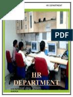 4 Hr Department
