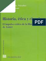 Ribera. La Categoría Realidad Histórica
