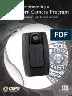 COPS Office Report