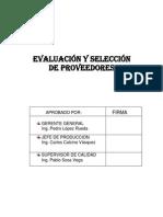 EVALUACIÓN Y SELECCIÓN DE PROVEEDORES.docx