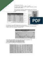 Avaliação de Matemática 7º Ano (26!08!2014)