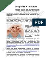 Miodesopsias Curacion Mas Efectiva