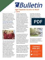 APC Bulletin - Vol. 3
