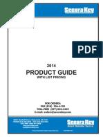 Securakey List Pricing 2014