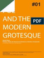 David Roas - Poe and the Modern Grotesque