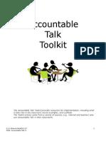 203 accountable talk toolkit 10-09