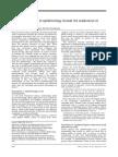Should Mission Epi to Eradicate Poverty----rothman, 1998