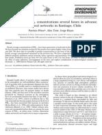Paper PM 2.5 Redes Neuronales