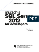 10776a developing microsoft sql server 2012 databases