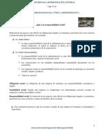 GUÍA de REPASO Administración Genereal CAP. 5 Y 6..