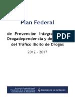 Plan Federal de Drogas 2012-2017