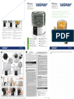 Deshidrator Zelmer Poza