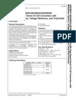 ADC08038CIN