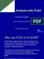 Soil Dynamics using Flac