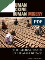 Aronowitz, Alexis a., Human Trafficking, Human Misery