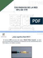 Elementos Pasivos de La Red HFC