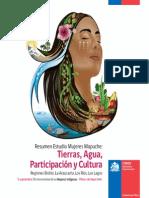 Estudio Mujeres Mapuche SERNAM CONADI
